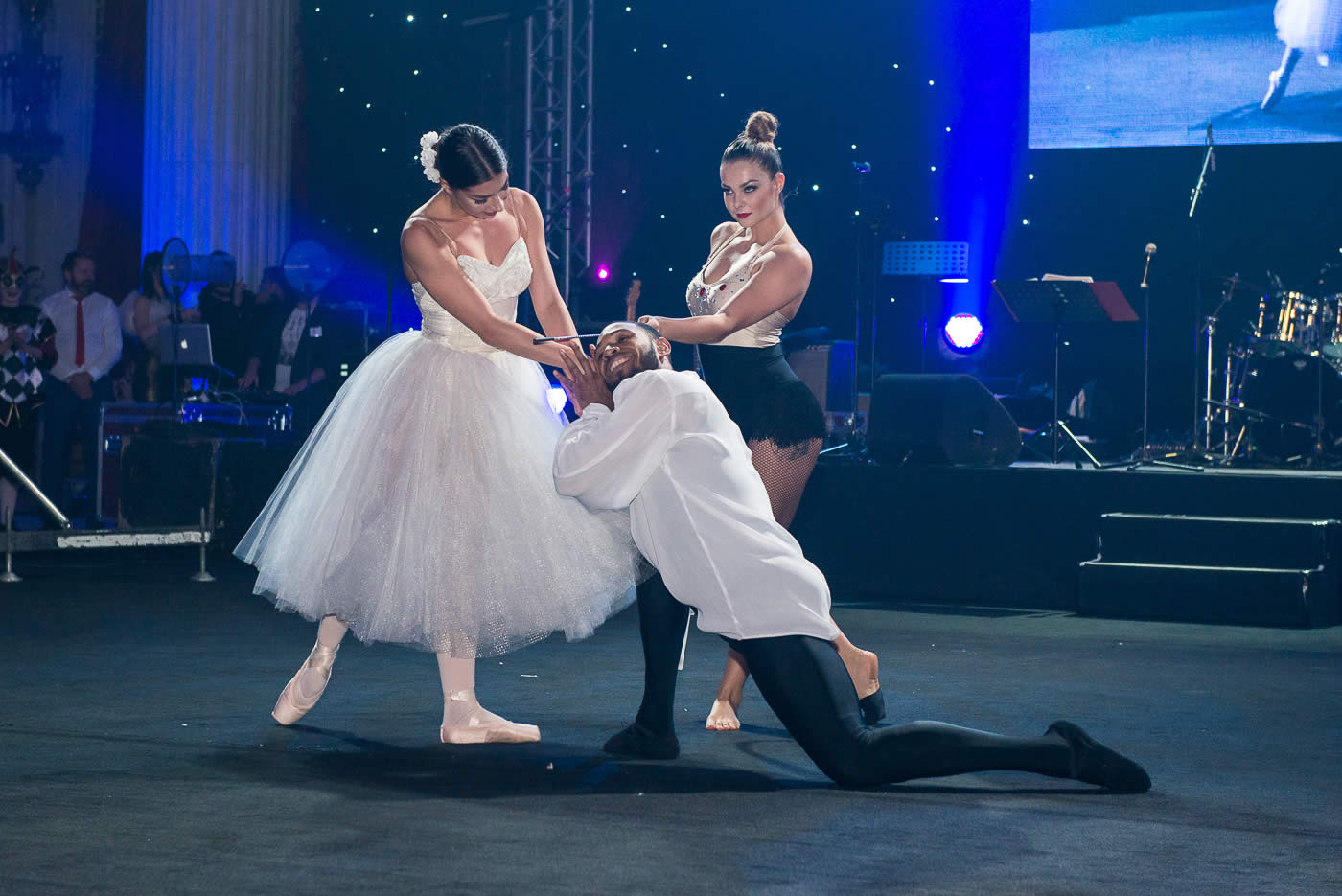 Dansatori evenimente Ballet Wilmark Dance Academy