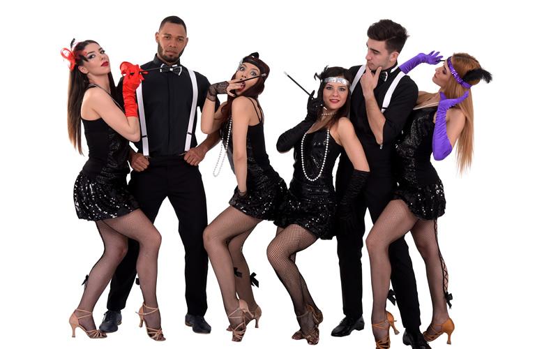 dansatori Charleston by wilmark 2021