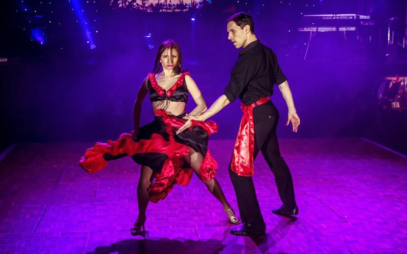dansatori de flamenco by wilmark